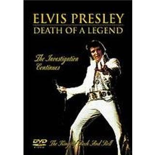 Elvis Presley - Death Of A Legend [DVD]